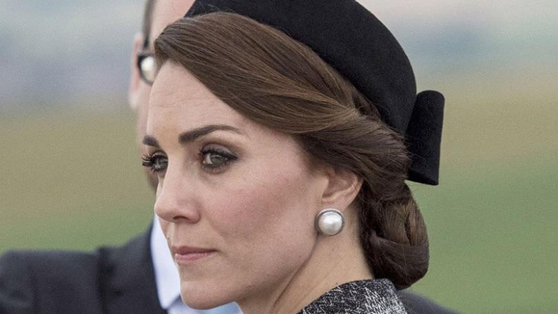 The new Kate Middleton hair trend: The hairnet!