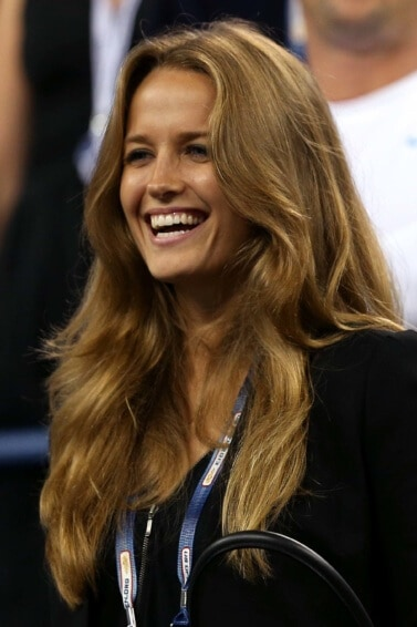 how to get Kim Sears' hair blow-dry