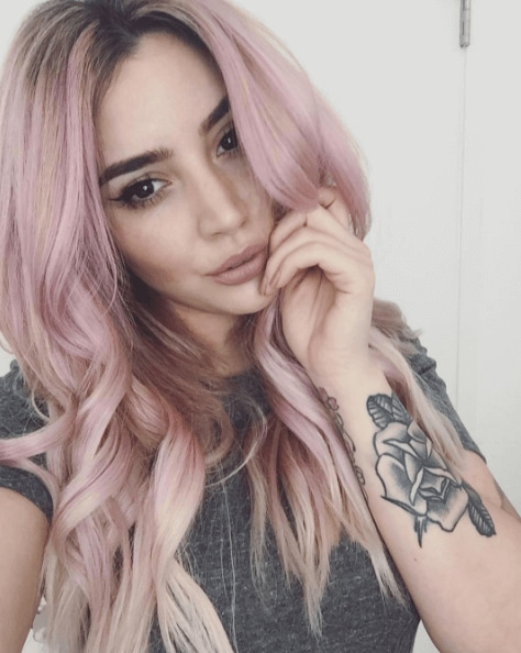 6 Amazing Colourful Hair Ideas For Pale Skin