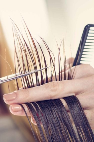 split ends causes and prevention tips