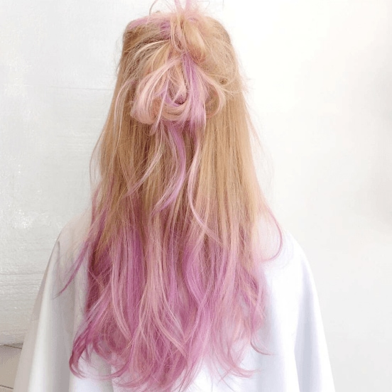 The Prettiest Pastel Pink Hair Inspiration From Instagram
