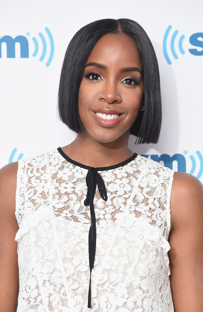 Kelly Rowland Just Got The Blunt Bob Haircut Of Our Dreams