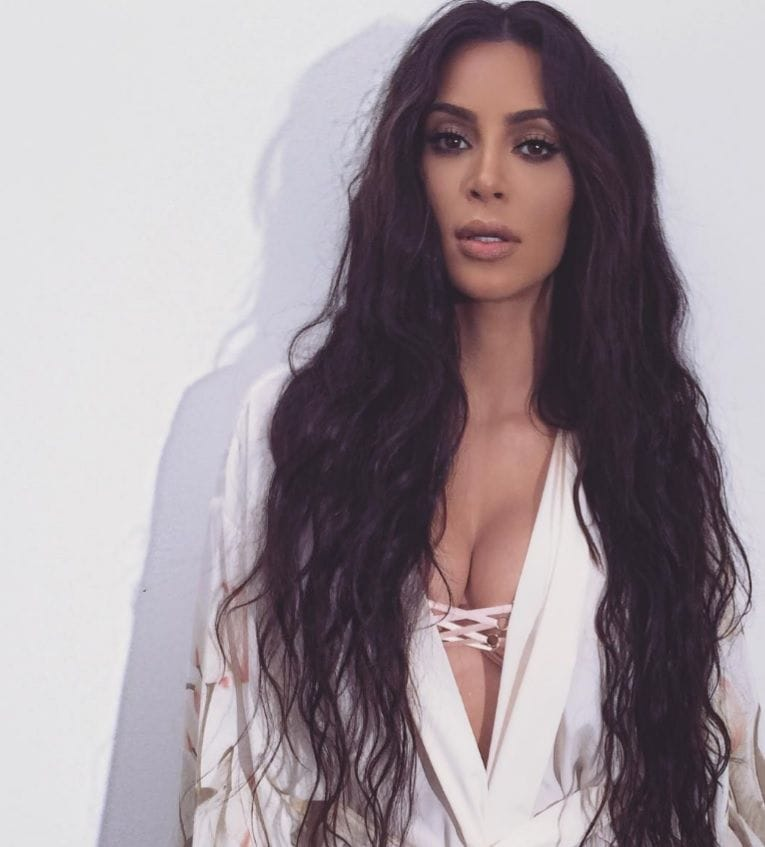 Mane Moments Kim Kardashian S Hair Highlights