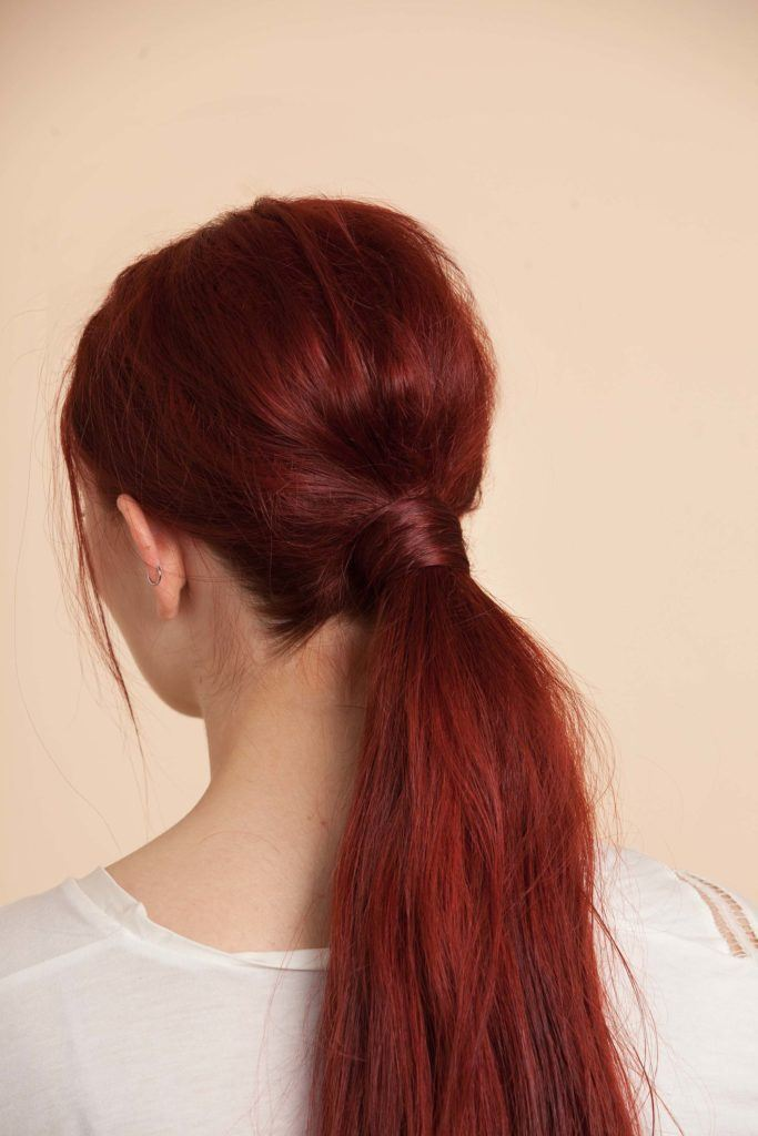 summer hairstyle ideas ponytal