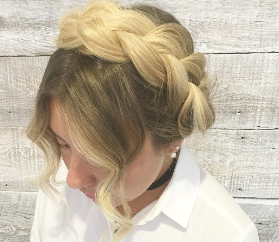 Long Churidar For Wedding As Guest With Hair Style: Easy Wedding Guest Hairstyles For Long Hair
