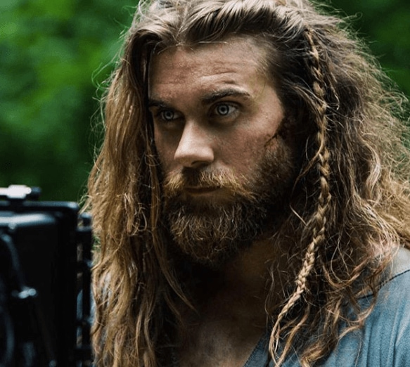 Viking Hairstyles How To Rock A Man Bun Vikings Style In