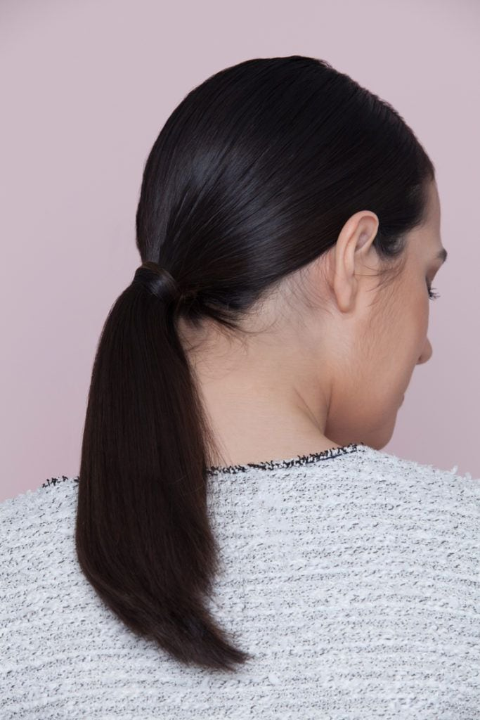 sleek ponytail hairstyle ideas for summer