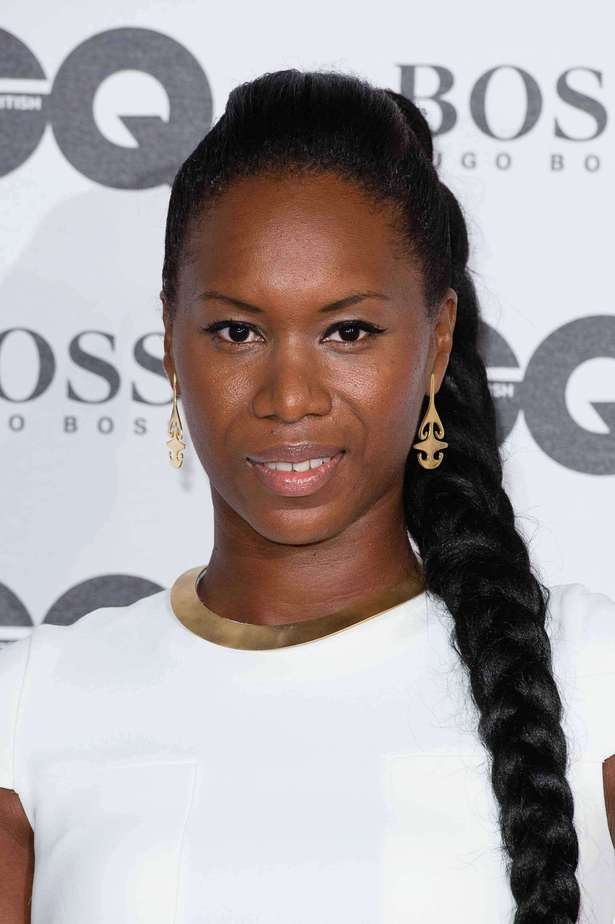 GQ Awards 2016 Aicha McKenzie
