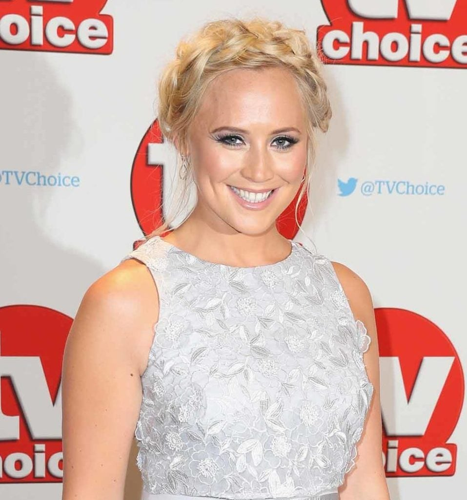 amy walsh hairstyles for women tv choice awards