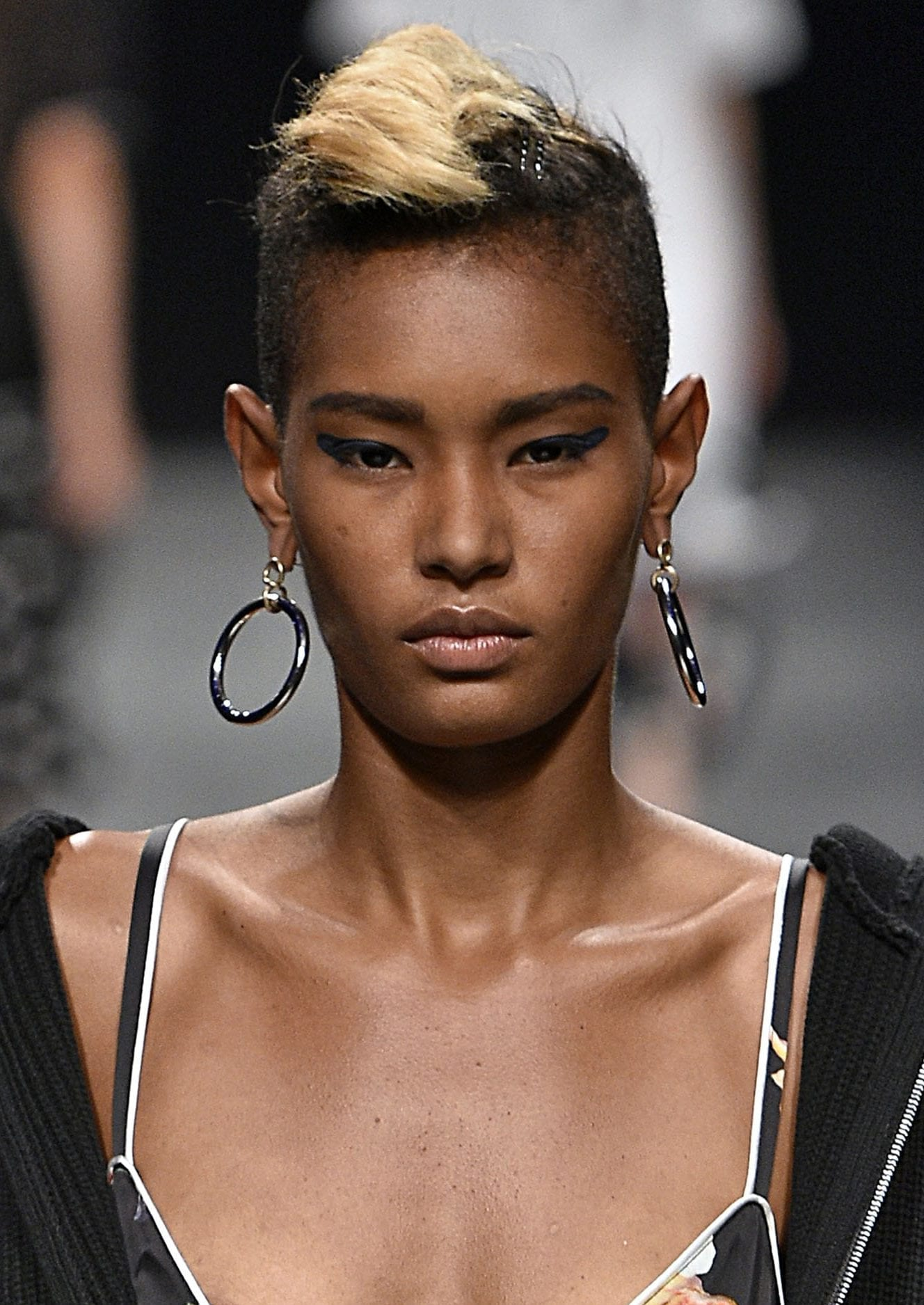 Best hair MFW SSS17: All Things Hair - IMAGE - Aneprima Mohawk