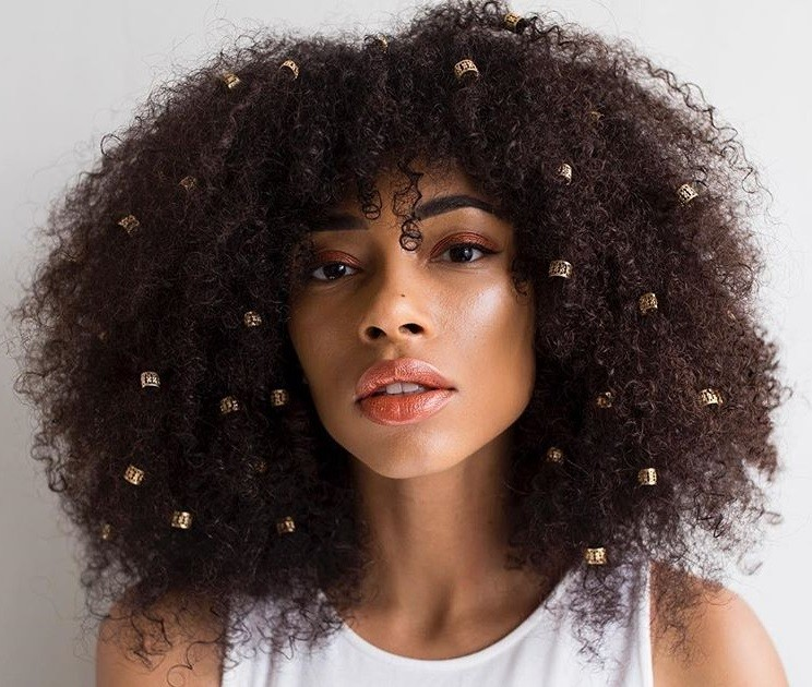 6 Gorgeous Afro Hair Trends Youll Want To Try In 2018 Like Right Now