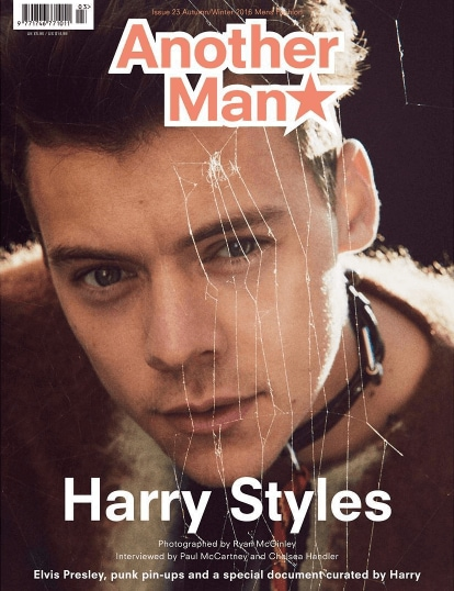 Harry Styles short haircut AnOther Man Mag - PICTURE - All Things Hair