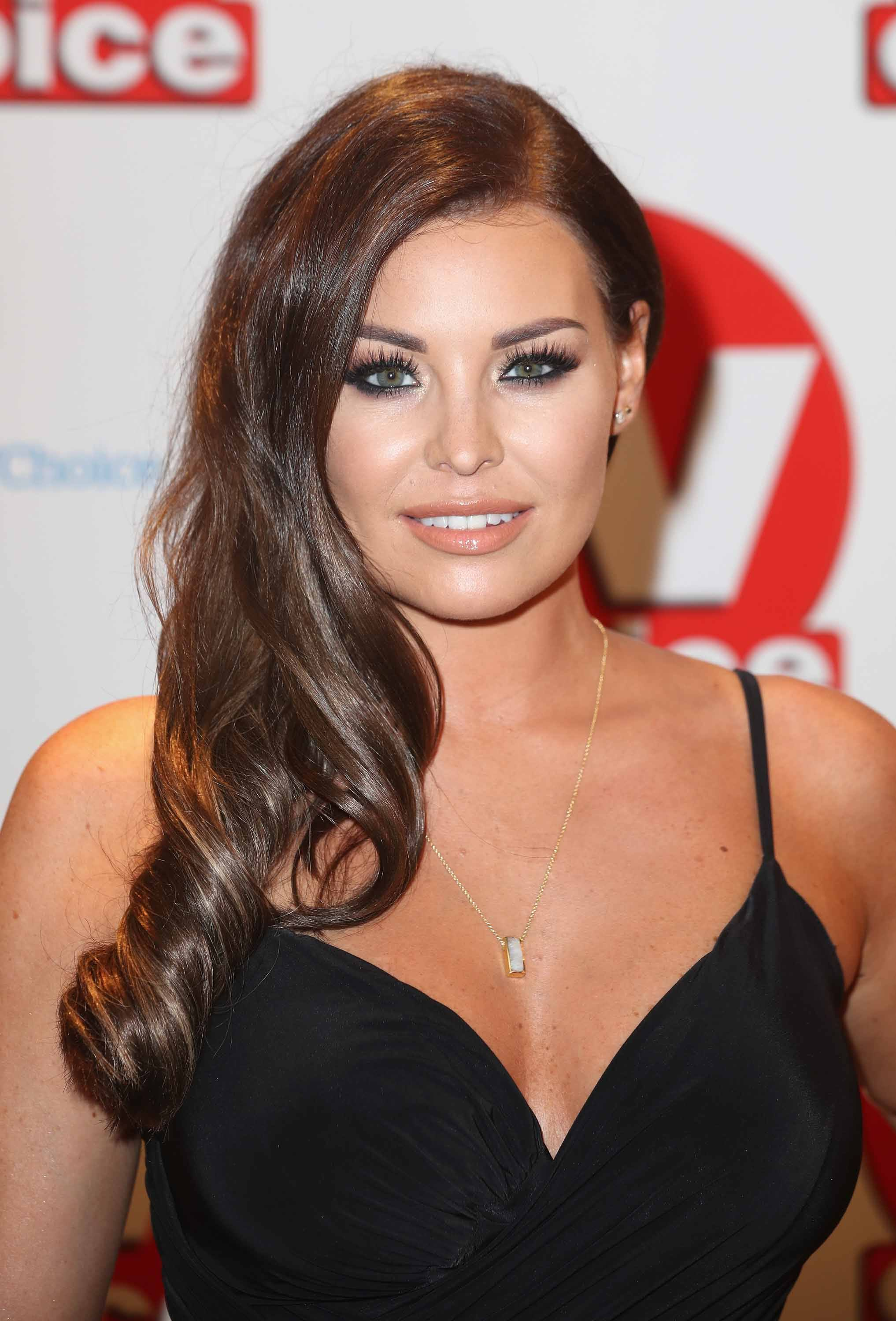 jessica wright hairstyles for women tv choice awards