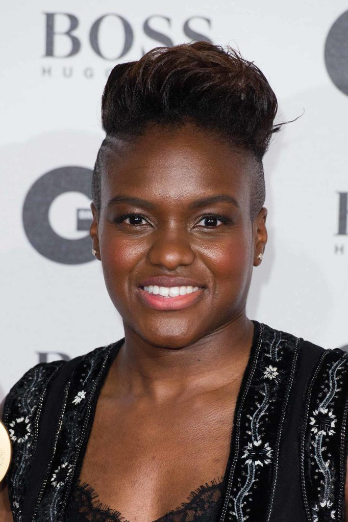 Nicola Adams GQ Awards 2016