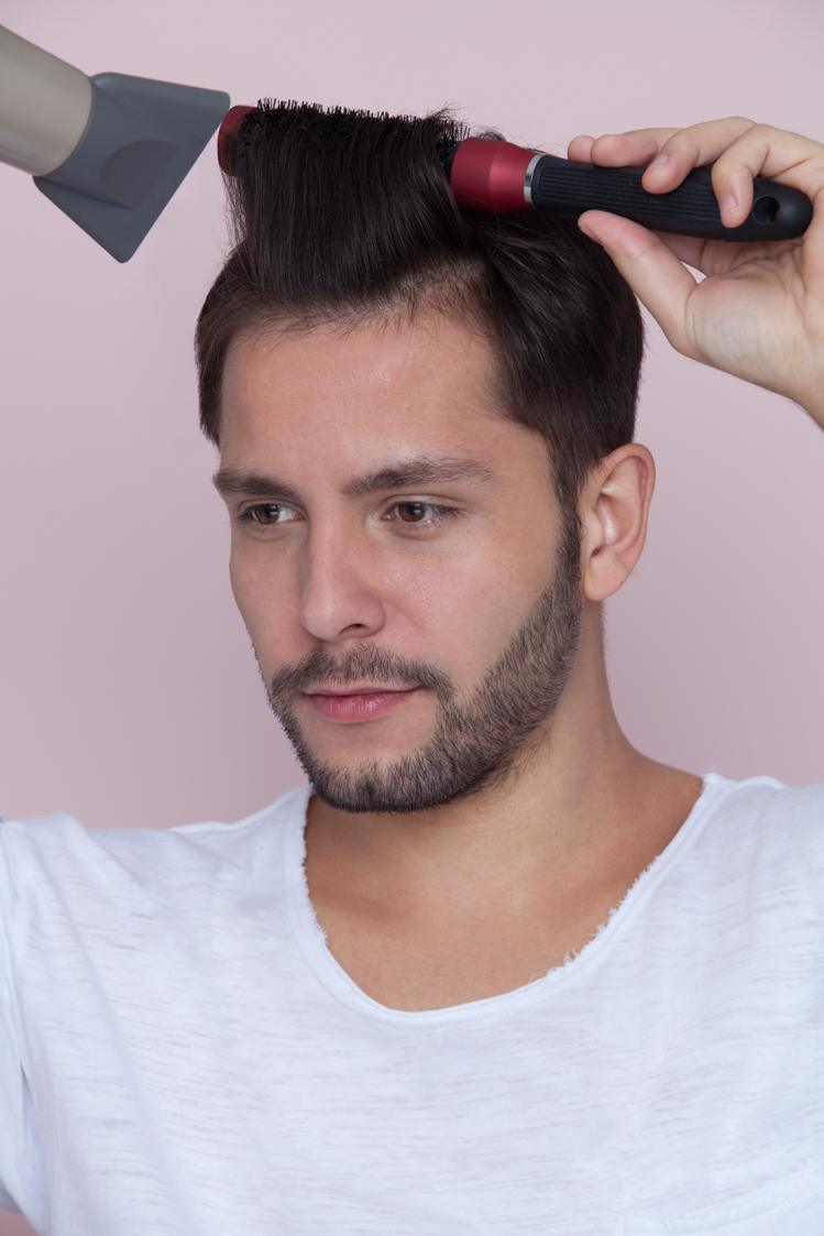 How To Style Your Pompadour Haircut A Step By Step Guide All