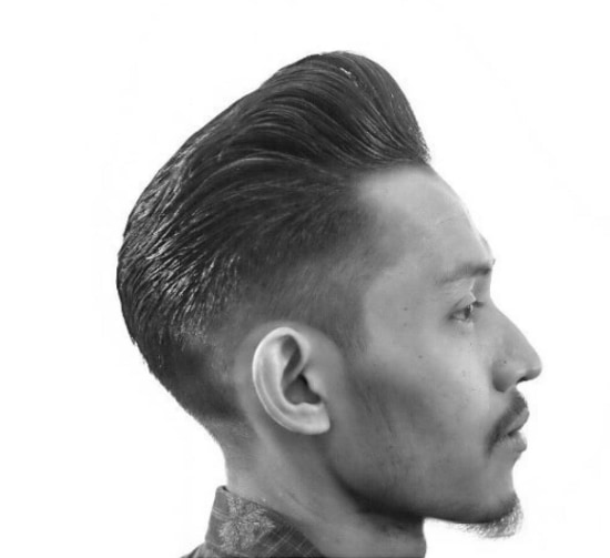 16 Stylish Mens Haircuts For Round Faces To Take To Your Barber 2018