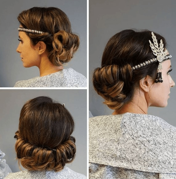 Gibson Girl Hair Vintage Hair Get The Look Video Styling Inspo