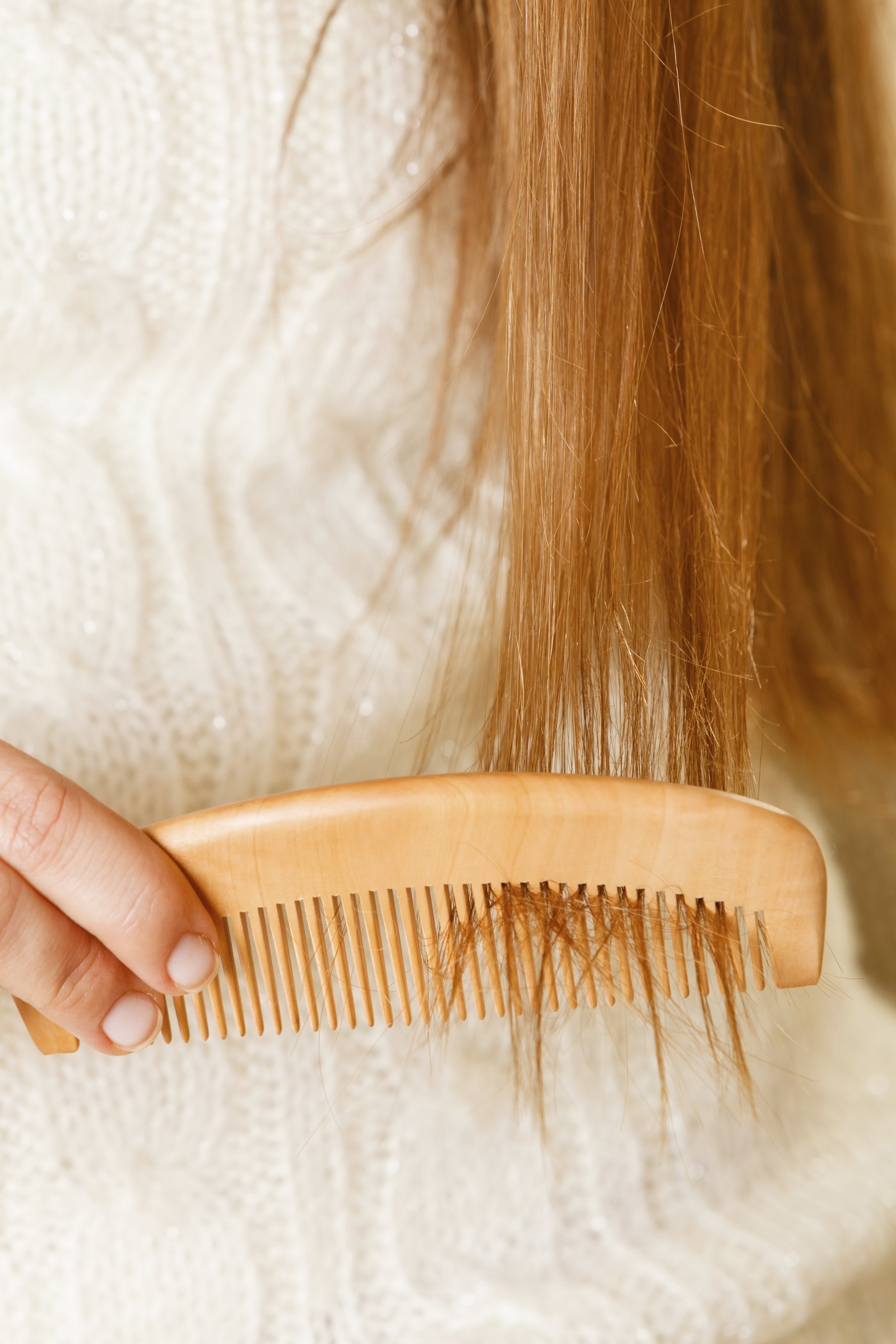 how to fix split ends without cutting black hair