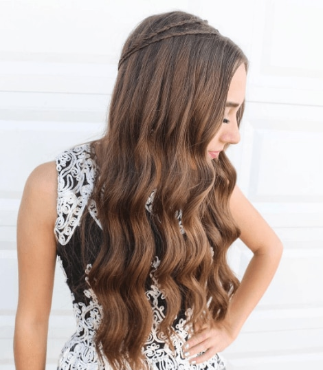 Rich Brown Hair Colour All Things Image Chestnut