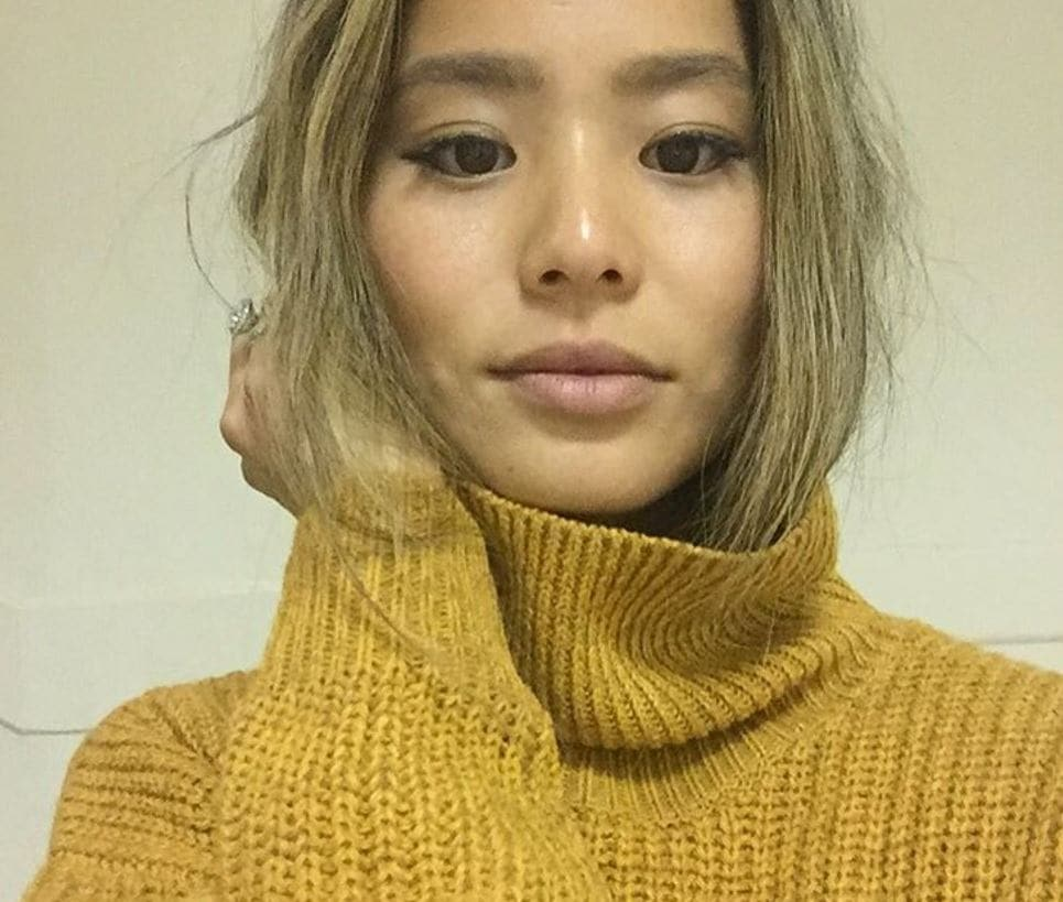 Jamie Chung Is Now Blonde And We Re Absolutely Loving It