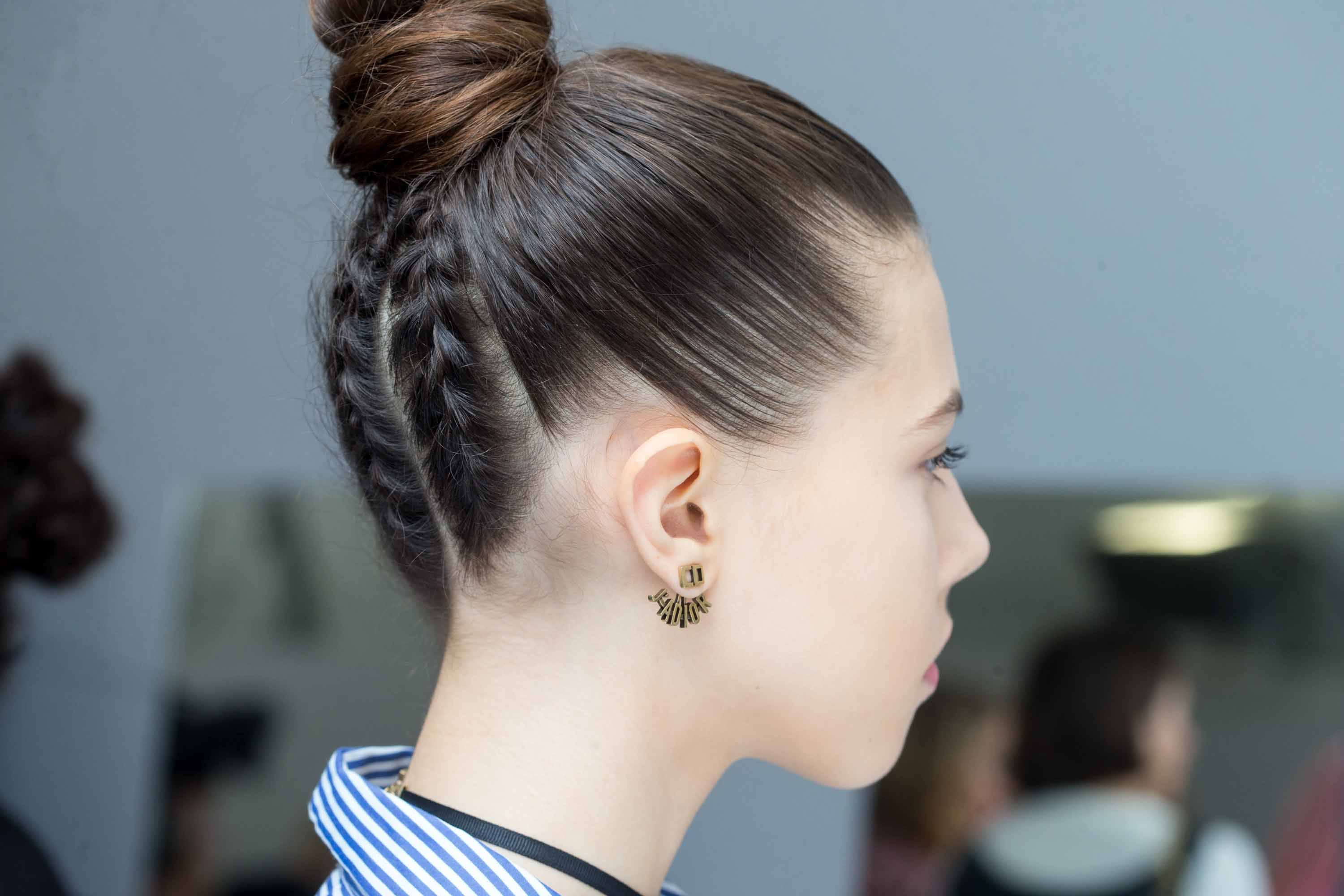 Dior Does Braided Knots See The Stunning Catwalk