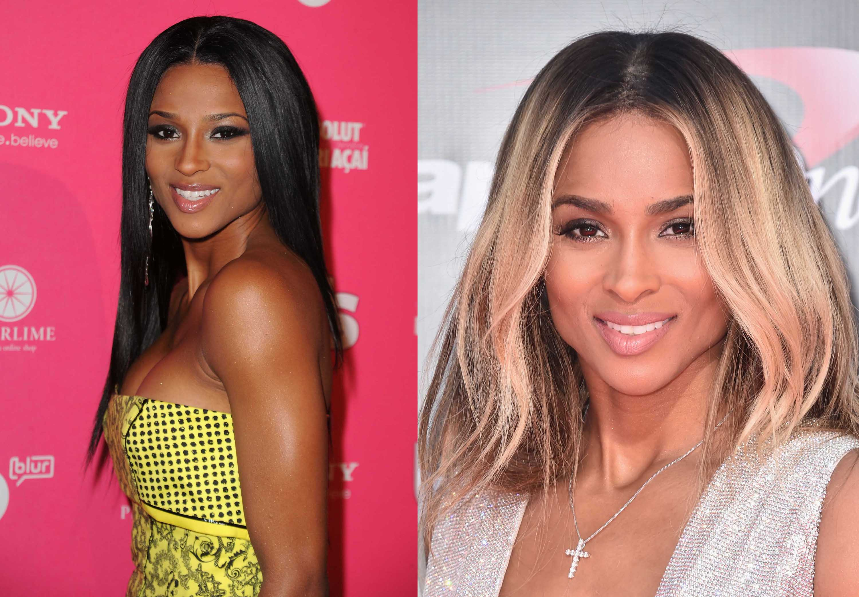 Black celebrity hair: All Things Hair - IMAGE - Ciara long hair Black History Month