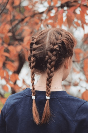 French braids: All Things Hair - IMAGE - pigtails