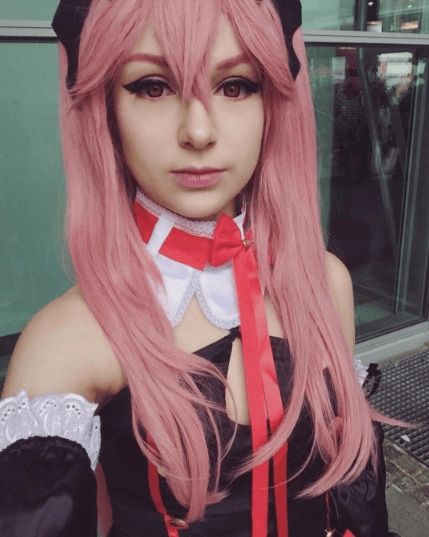 anime hairstyles: All Things Hair - IMAGE - Pink long wig