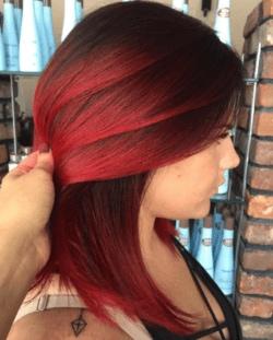 Red Balayage: All Things Hair - IMAGE - Red balayage