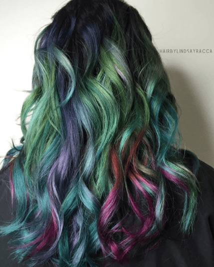 Image result for succulent tones hair