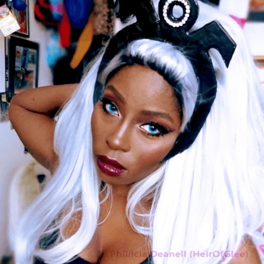 Black hair ideas for Halloween: All Things Hair - IMAGE - Storm