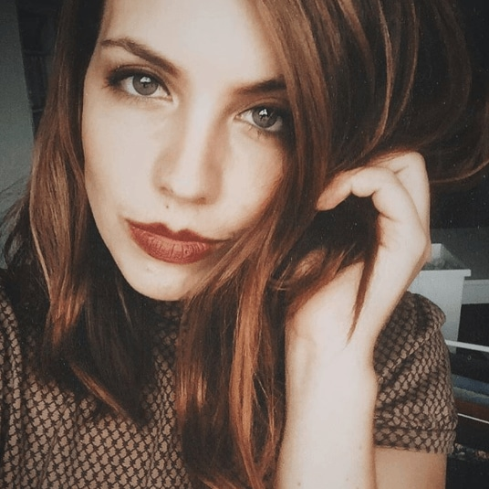 Rich brown hair colour: All Things Hair - IMAGE - sunkissed brown