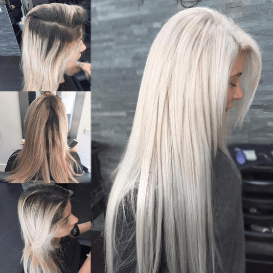 Our Unmissable White Blonde Hair Picture Gallery And Tips