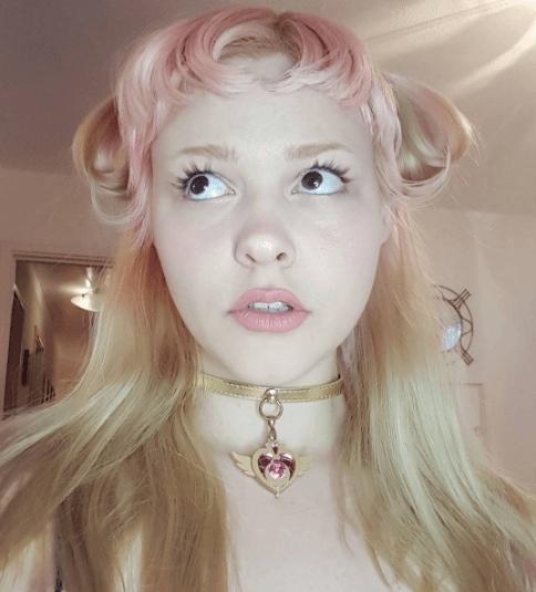 Manga hair: All Things Hair - IMAGE - Sailor Moon-inspired hair