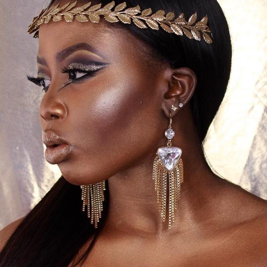 Black hair ideas for Halloween: All Things Hair - IMAGE - Greek goddess