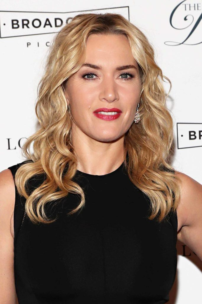 Natural blonde: All Things Hair - IMAGE - celebrity Kate Winslet wavy blonde hair