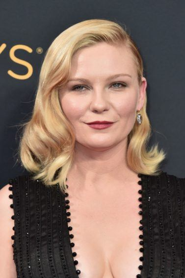 Modern Bob Hairstyles: All Things Hair - IMAGE - long bob with a deep side part blonde hair Kirsten Dunst