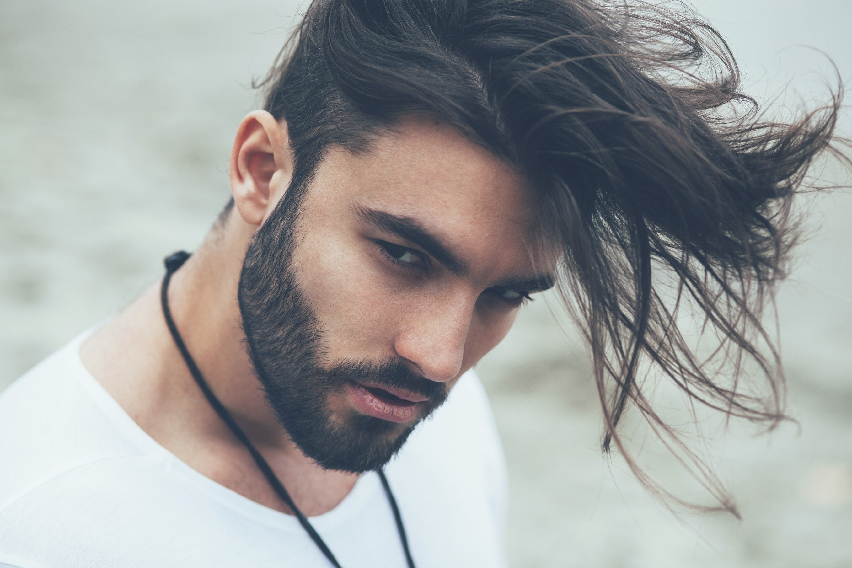 Undercut for men: All Things Hair - IMAGE - long on top