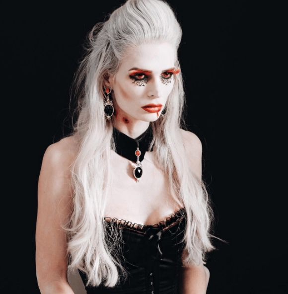 Vampire hairstyles 12 fabulous Halloween looks sure to scare