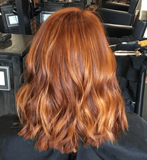Red Balayage Inspiration 10 Red Hot Looks To Try This Season All