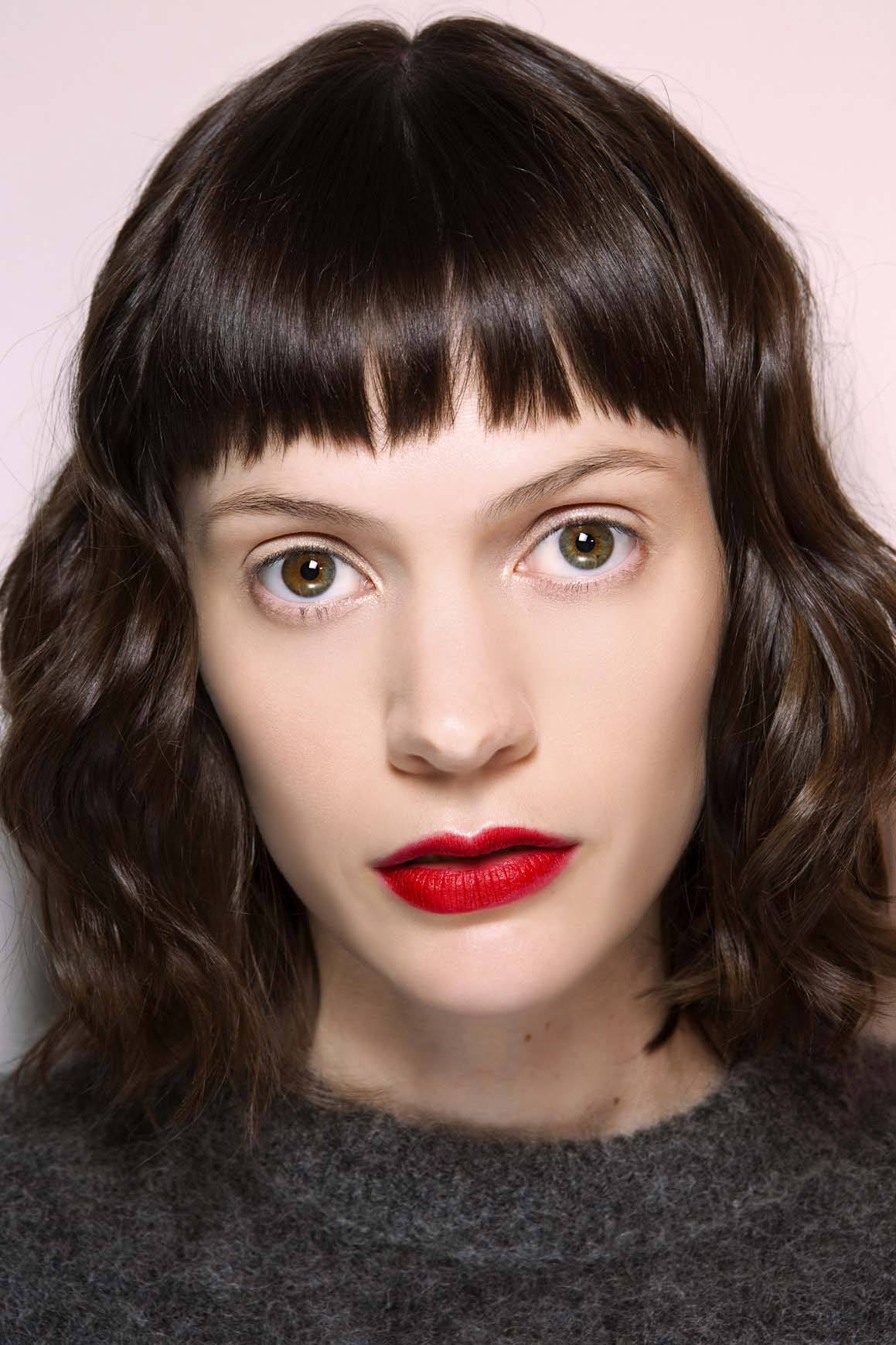 5 Cool Ways To Wear Short Bangs Plus Need To Know