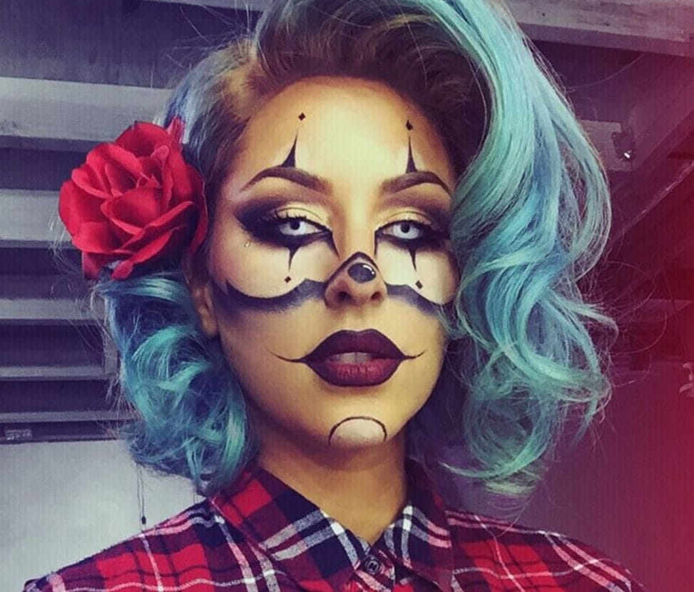 Our Favourite Halloween Hair Looks From Instagram