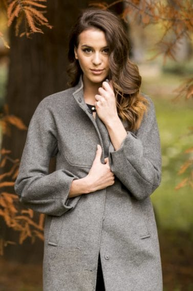 Subtle highlights for dark brown hair: All Things Hair - IMAGE - ombre