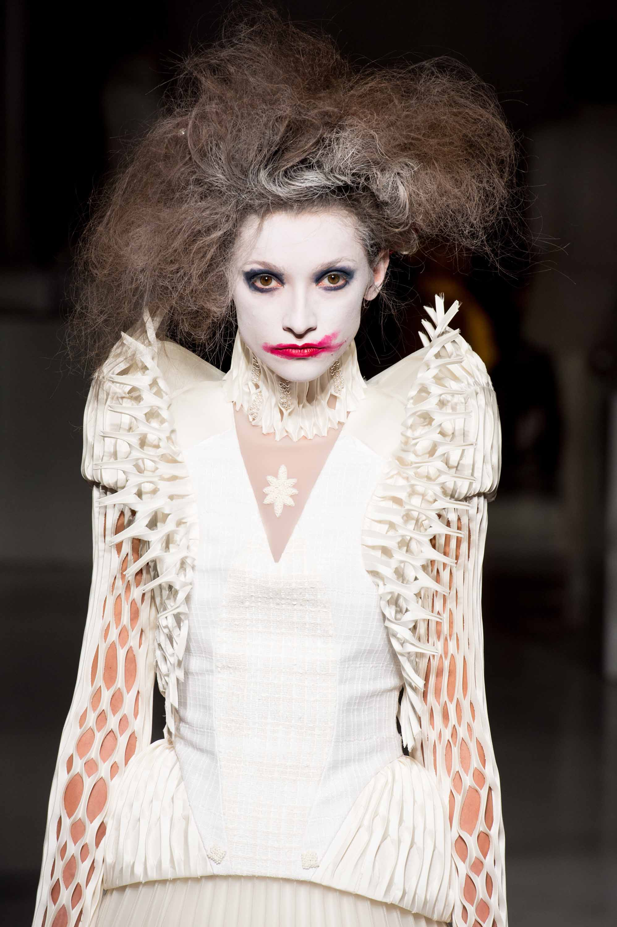 how to get spooky zombie hair for your halloween party | all things