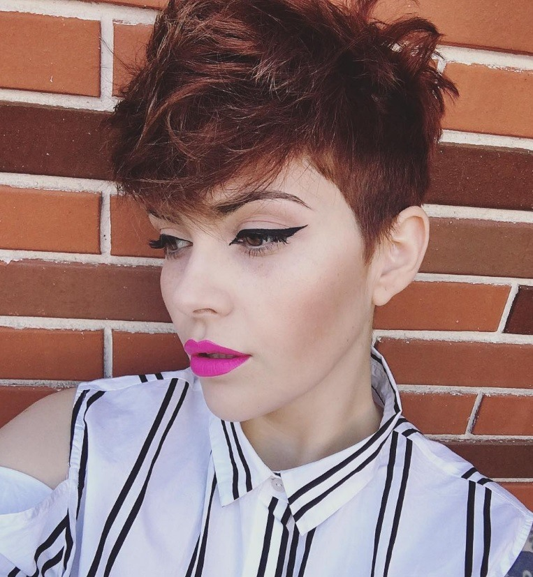 Trendy Short Hairstyles Top 10 Looks Of 2016 According To