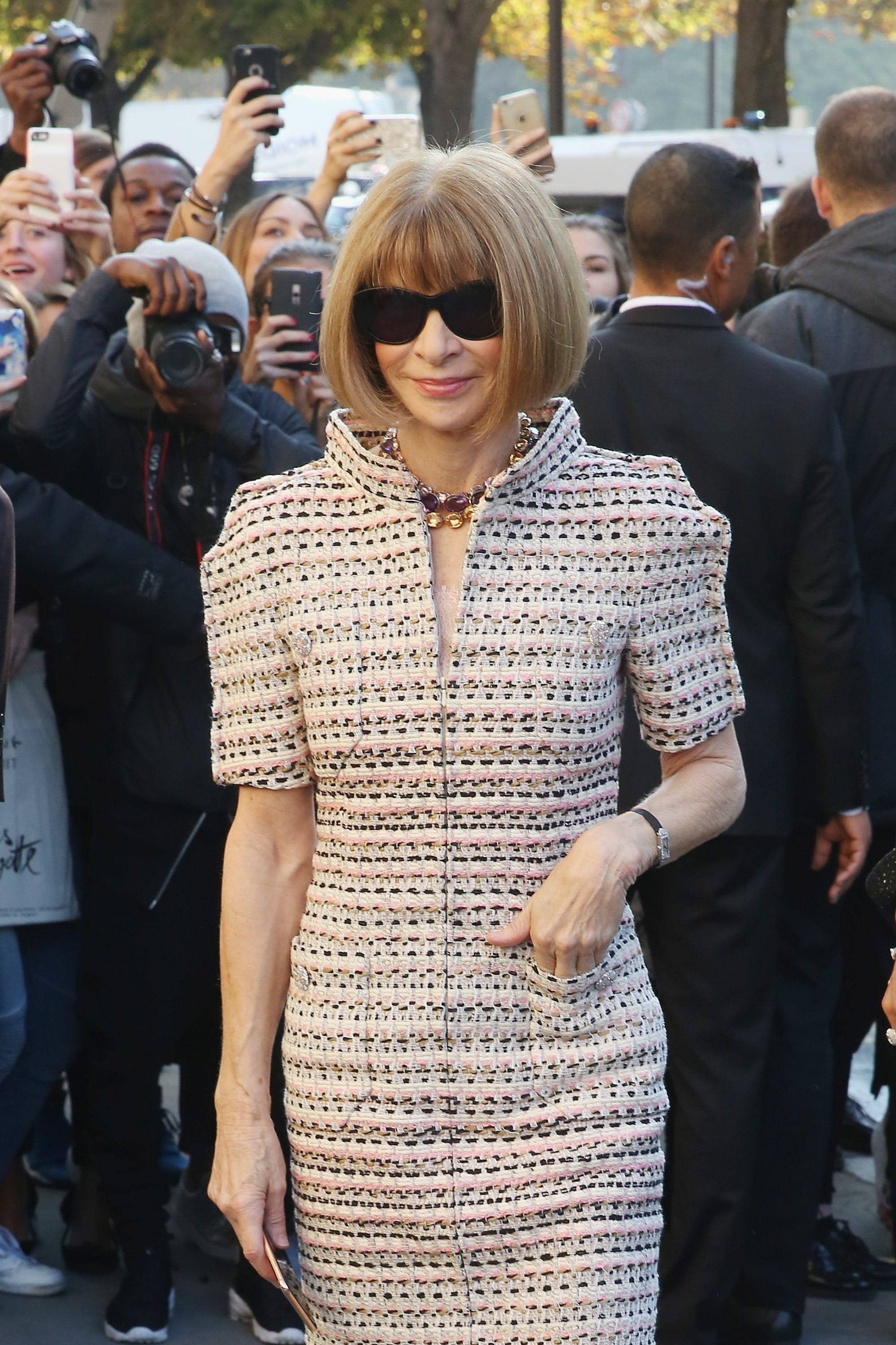 best bob haircuts: All Things Hair - IMAGE - Anna Wintour