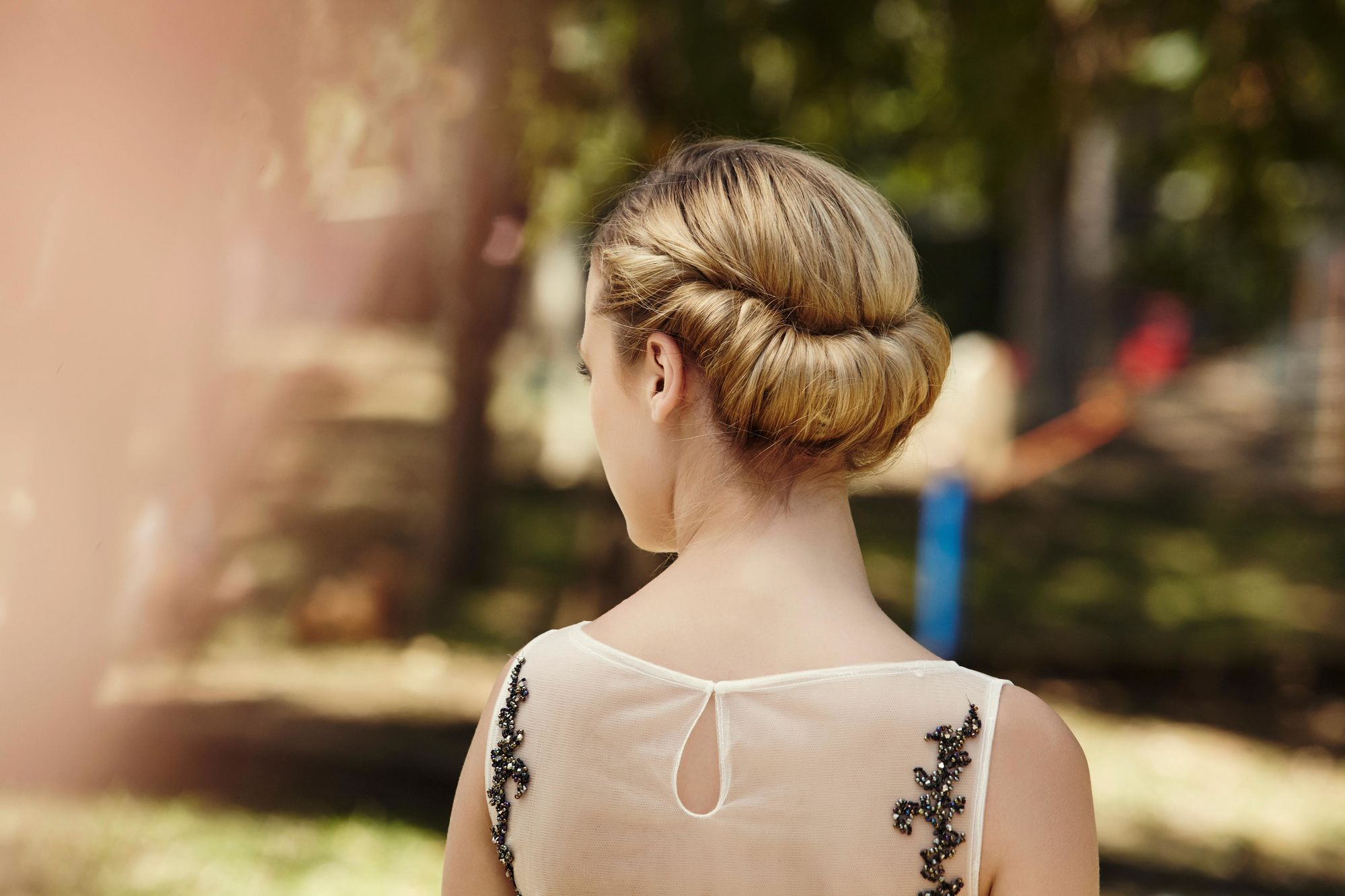 Updos For Long Hair Pretty Hair Updos For Long Hair You Have - Croissant hairstyle bun