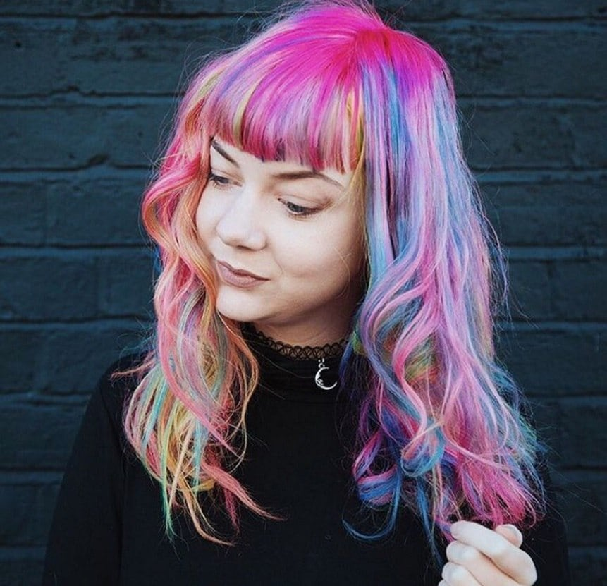 5 Instagram Accounts To Follow For Hair Colouring Ideas