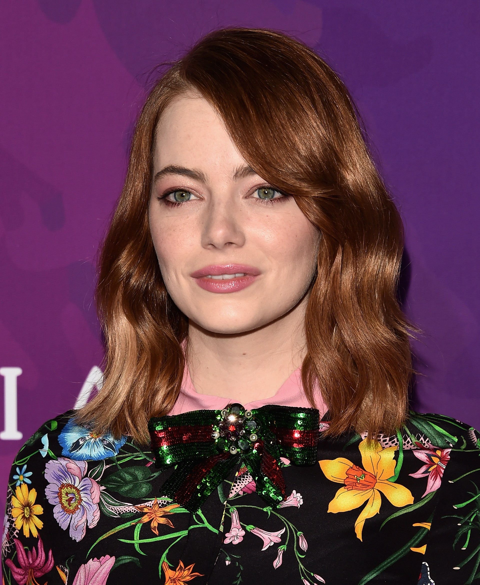 best bob haircuts: All Things Hair - IMAGE - Emma Stone