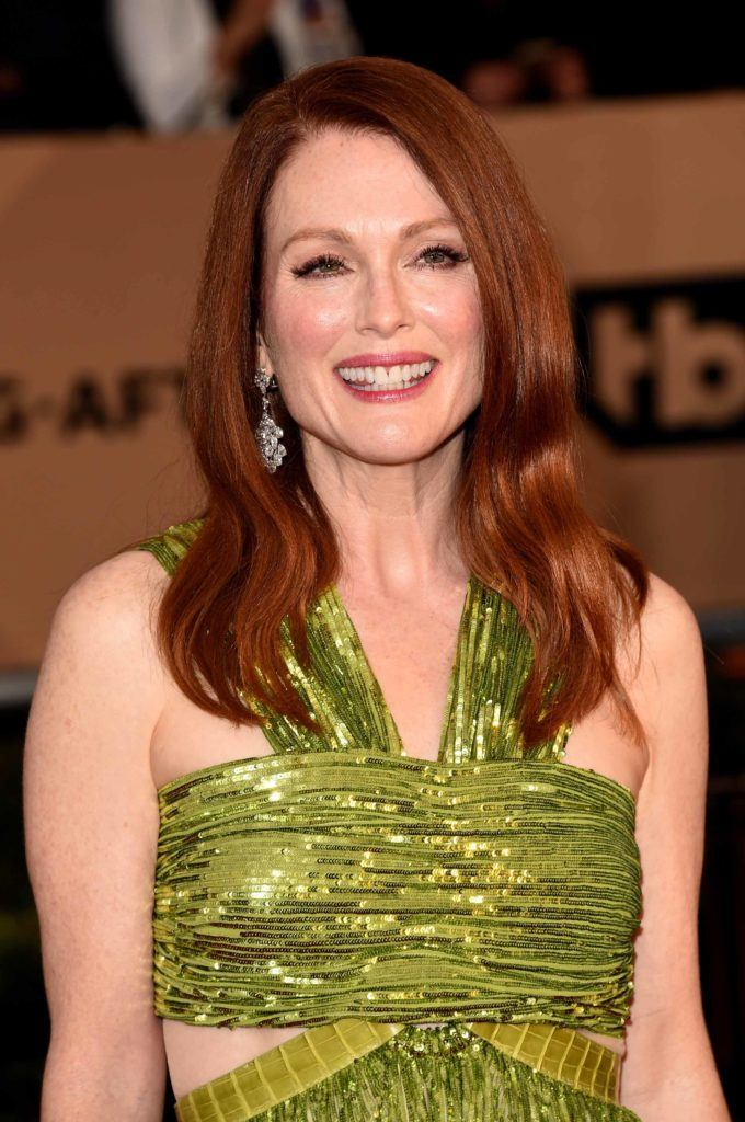 Famous redheads: All Things Hair - IMAGE - Julianne Moore red hair